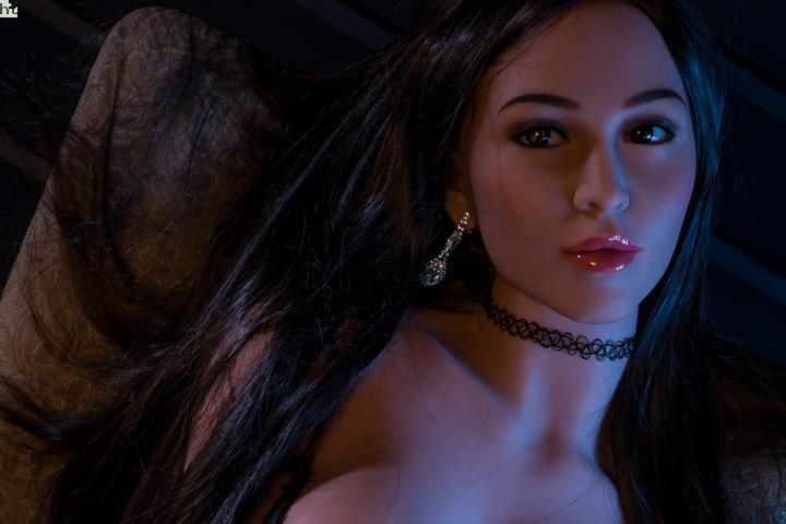 Bbw Sex Doll Has A Functional Mouth